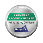 Criminal Record Checked - NARPS UK