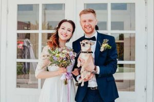 Pets & Weddings – Hiring a Pet Chaperone